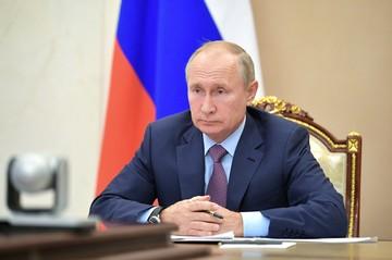 Путин сделал жест в сторону Украины