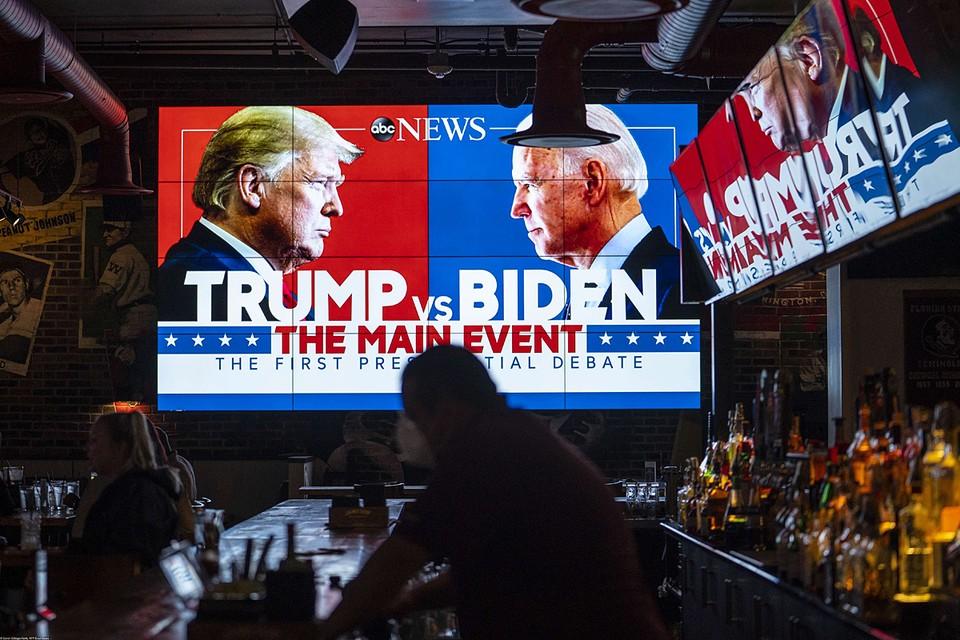 Выборы нового президента США пройдут 3 ноября