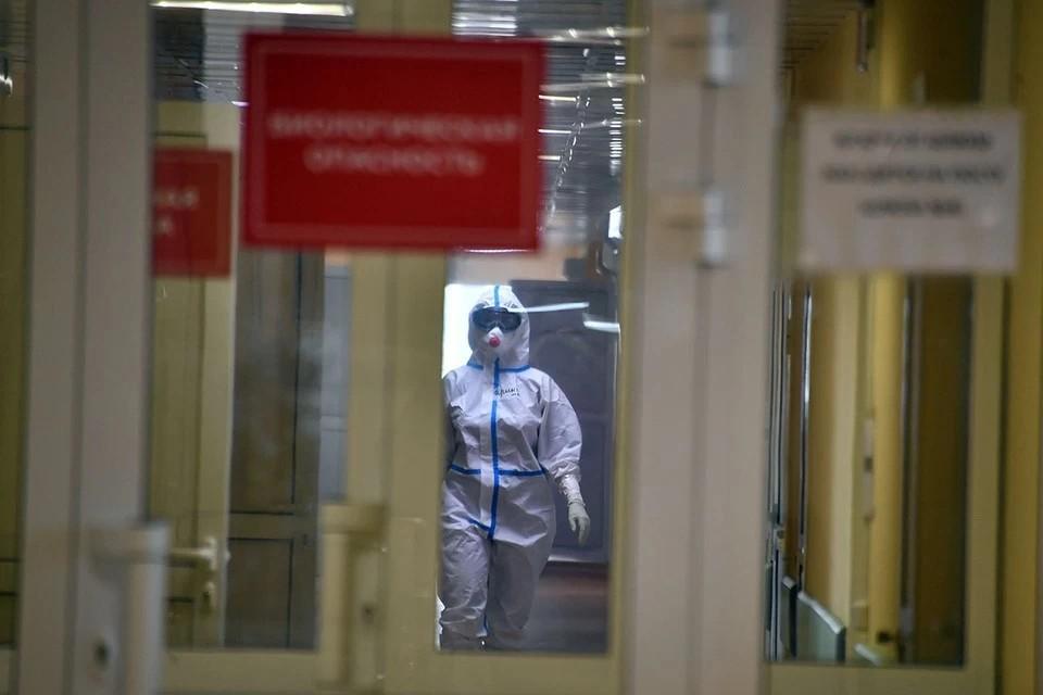 В Твери развернуто несколько инфекционных госпиталей.