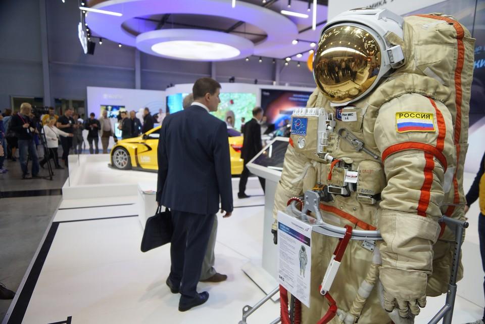 Техзадание на робота для открытого космоса подпишут до конца октября