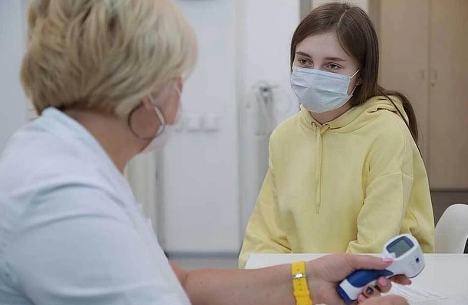 С начала года острыми респираторными инфекциями в регионе заболело более 25 тысяч человек.
