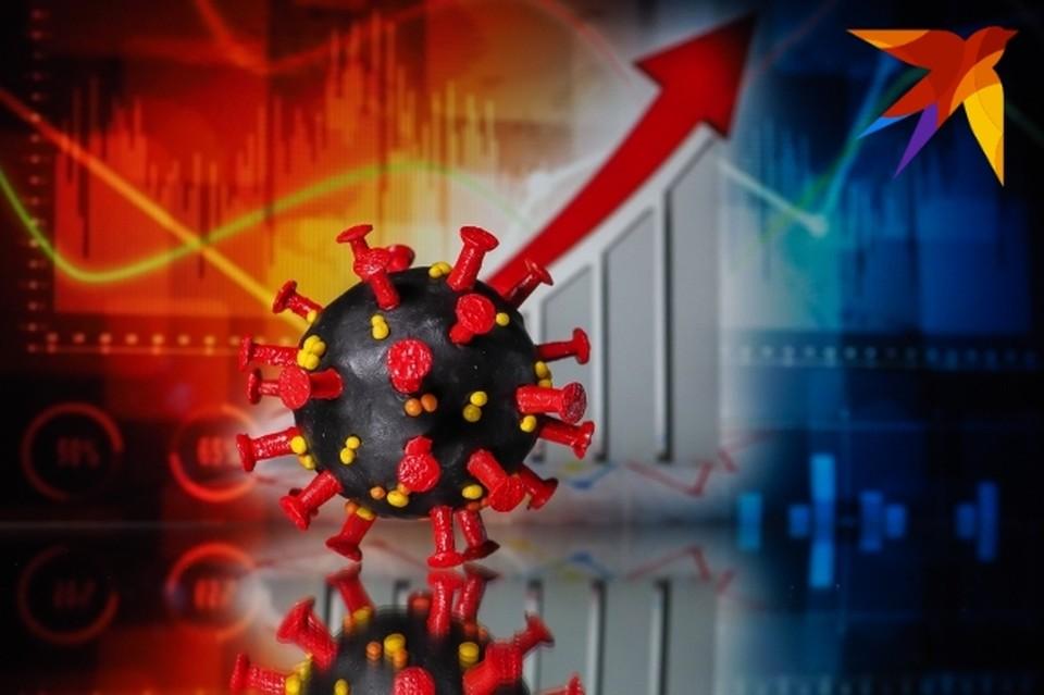 Заболеваемость коронавирусом снова выросла