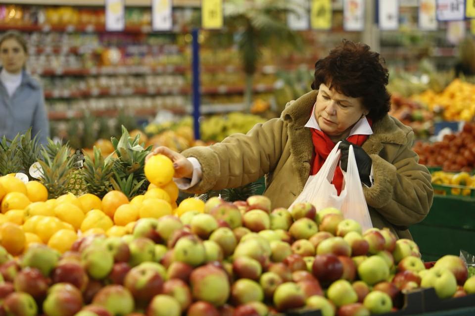 Иркутскстат: в сентябре подешевели свежие овощи, кроме огурцов и помидоров.