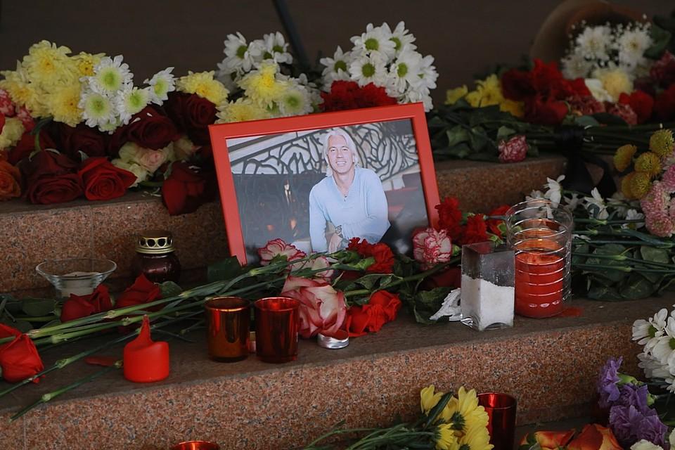 Прощание с Дмитрием Хворостовским