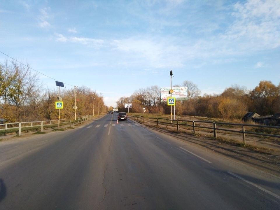 ДТП произошло на трассе в Кинель-Черкасском районе