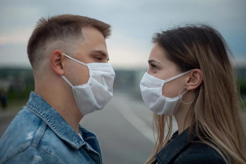 """""""Моя модная маска"""": конкурс рисунков защитных средств"""