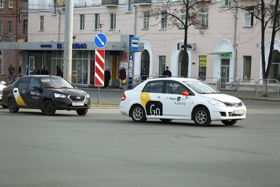 В соцсетях появилось сообщение о забастовке водители «Яндекс.Такси» в Челябинске