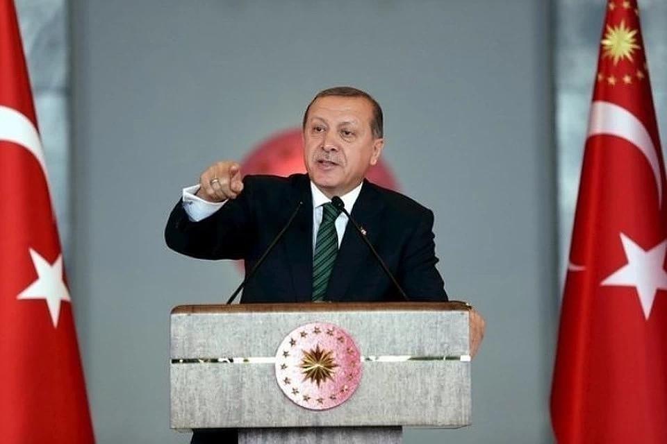 В Госдуме ответили на слова Эрдогана о принадлежности Крыма