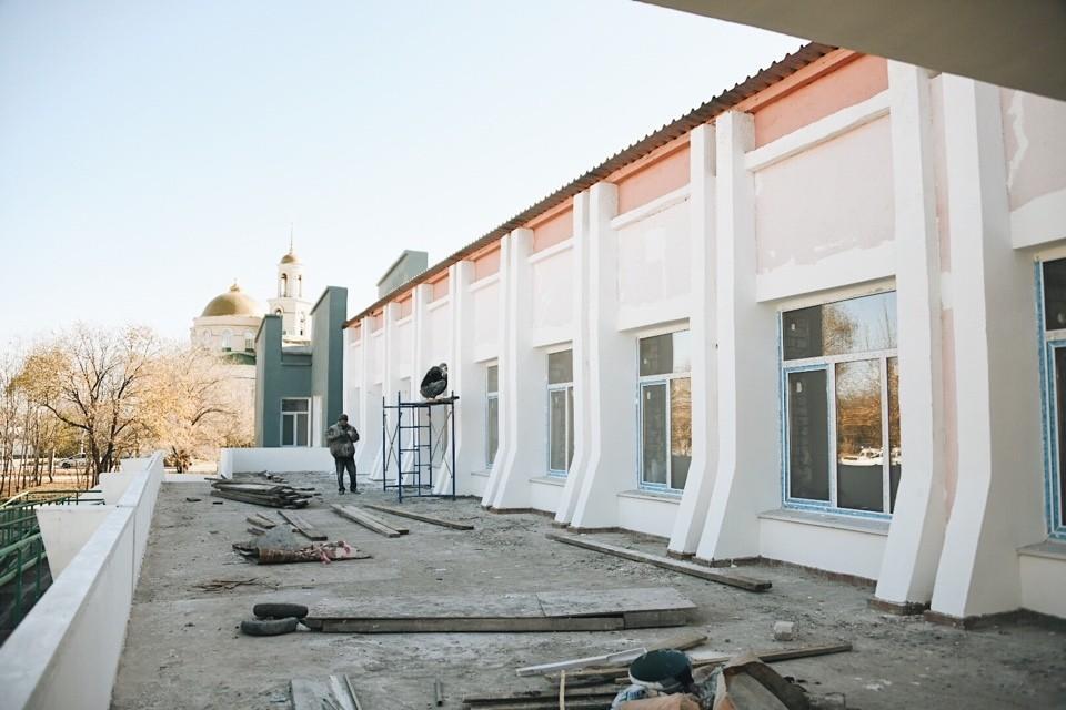 Больницу не ремонтировали 12 лет. Фото: правительство Амурской области