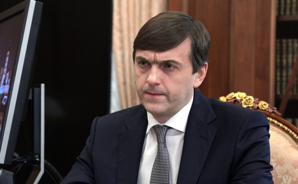 Краыцов сообщил, что примерно 0,31% российских школ закрыты на карантин из-за коронавируса, 0,22% - из-за ОРВИ и гриппа
