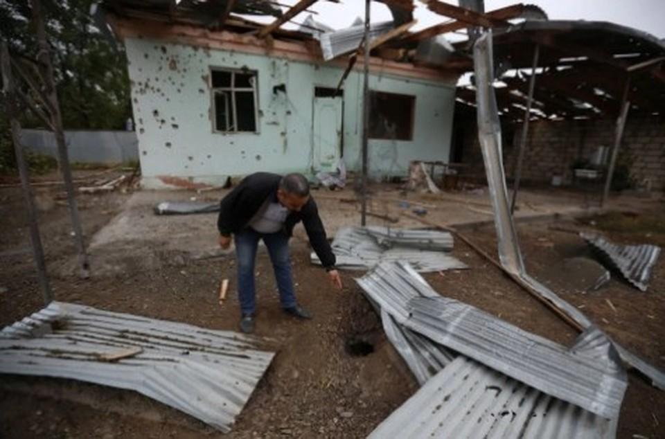 Азербайджан сообщил о готовности к передаче тел погибших армянских военных