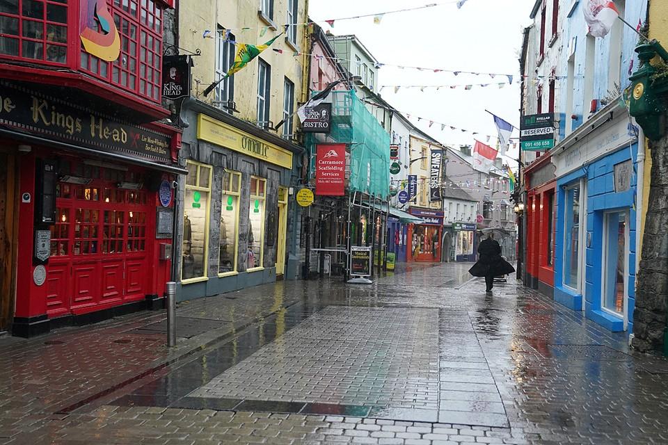 Ирландия вводит самый жесткий карантин в Европе