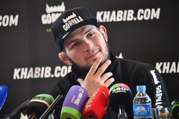 Хабиб: каким будет для чемпиона UFC первый бой после смерти отца