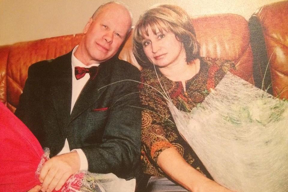 Ирина добивается наказания для виновника ДТП, погубившего ее мужа Виктора Бугрова. Фото: Личный архив семьи