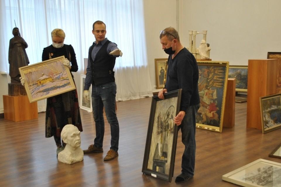 В Пензе откроется юбилейная выставка регионального отделения Союза художников