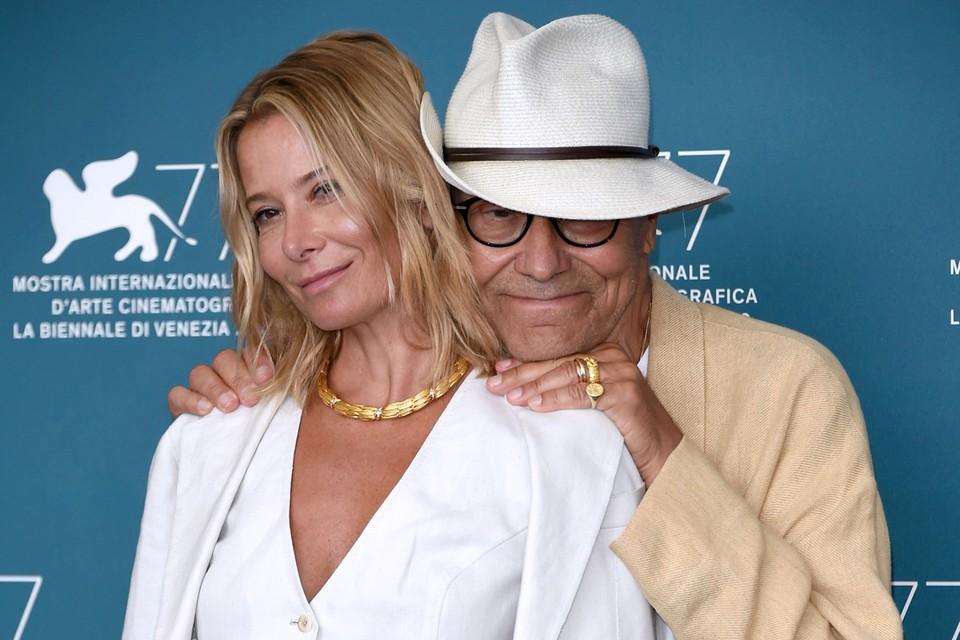 Юлия Высоцкая и Андрей Кончаловский в браке уже 22 года.