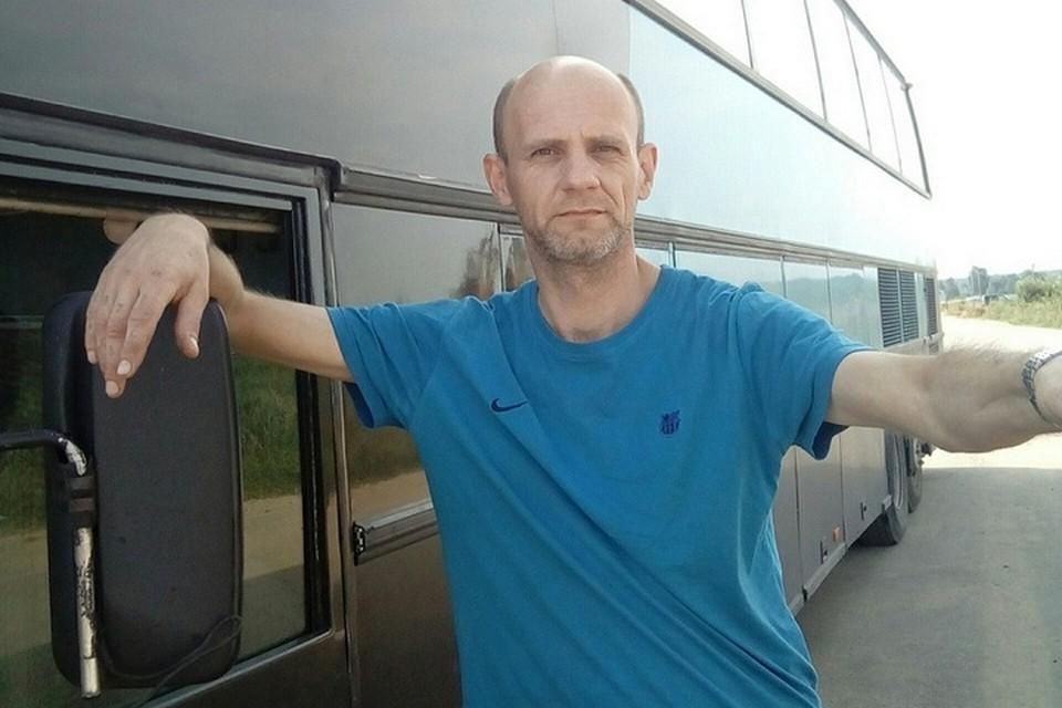 Руслан Смирнов - водитель со стажем. Фото cherinfo.ru