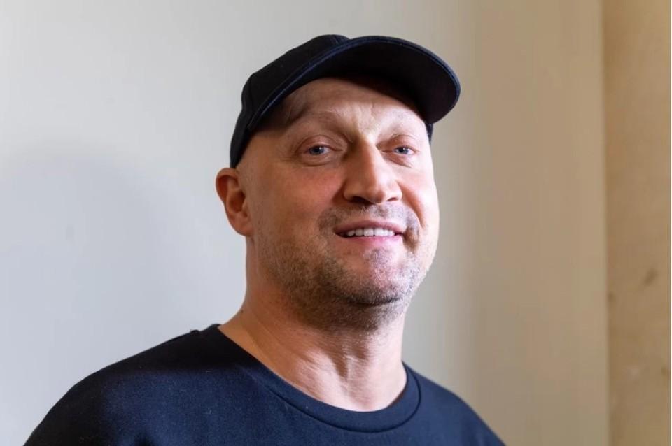 Ранее Гоша Куценко сообщил о своем заболевании