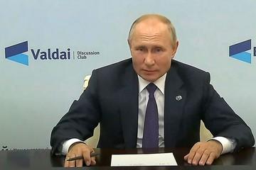 """""""Как бы не простудиться на ваших похоронах"""": Владимир Путин высказался о недоброжелателях России"""