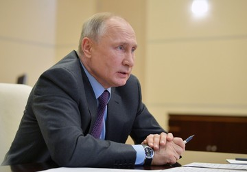 Владимир Путин: Ради мира в Карабахе я по несколько раз в день говорю с Алиевым и Пашиняном