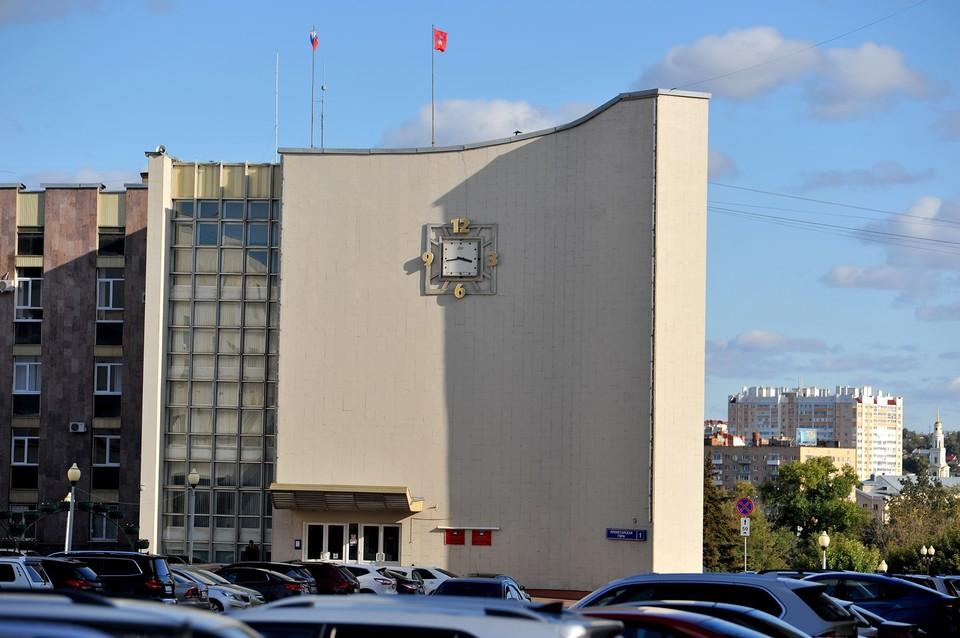 Депутаты предложили вернуть в бюджет Орла 15% НДФЛ