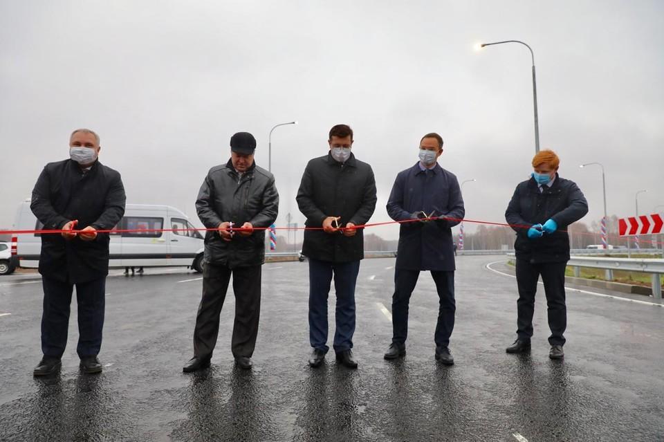 Движение по участку Неклюдово-Золотово открывается 23 октября