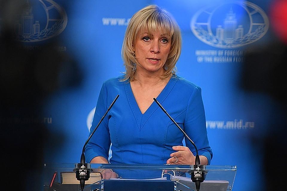 Захарова заявила об открытой цензуре со стороны Twitter и Facebook