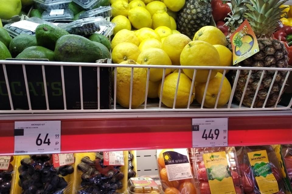 Инфляция незначительно снизилась, так как подешевели картошка и капуста, пояснили в Банке России