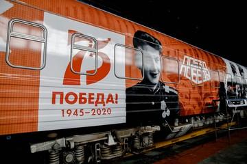 Интерактивный музей «Поезд Победы» проедет от Москвы до Владивостока