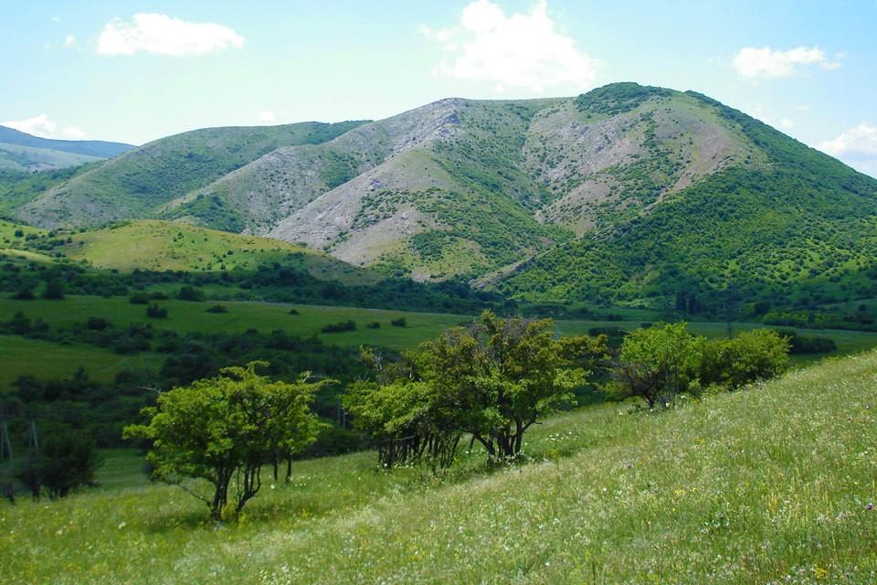 Гора Чатыр-Даг: шатер с загадочными пещерами