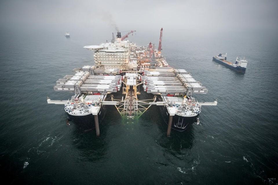 """Для скорого окончания проекта прилагается максимум усилий, рассказала генеральный директор """"Газпром экспорт"""" Елена Бурмистрова."""