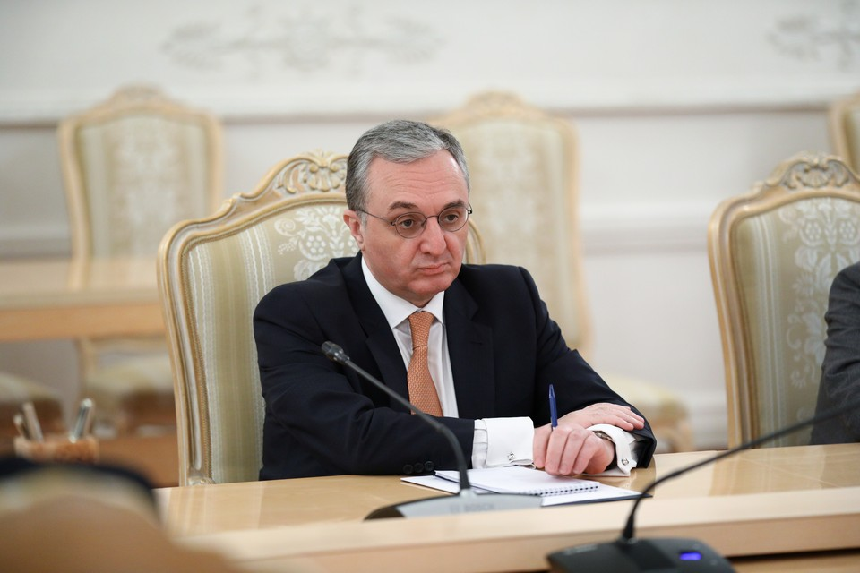 Глава МИД Армении назвал переговоры в Вашингтоне продуктивными