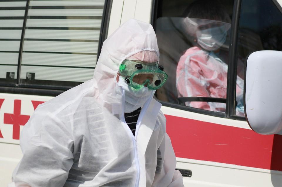 Общее число заболевших коронавирусом в Алтайском крае с начала пандемии превысило 17,5 тыс. человек