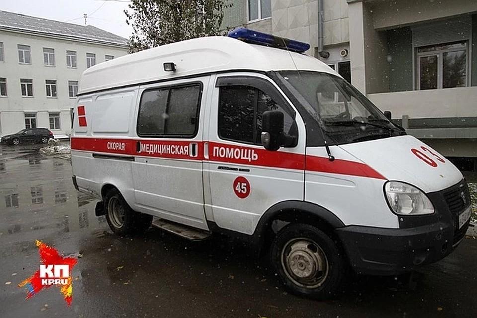 На неадекватного пациента в местном ОМВД завели уголовное дело по ст. 116 УК РФ — побои.