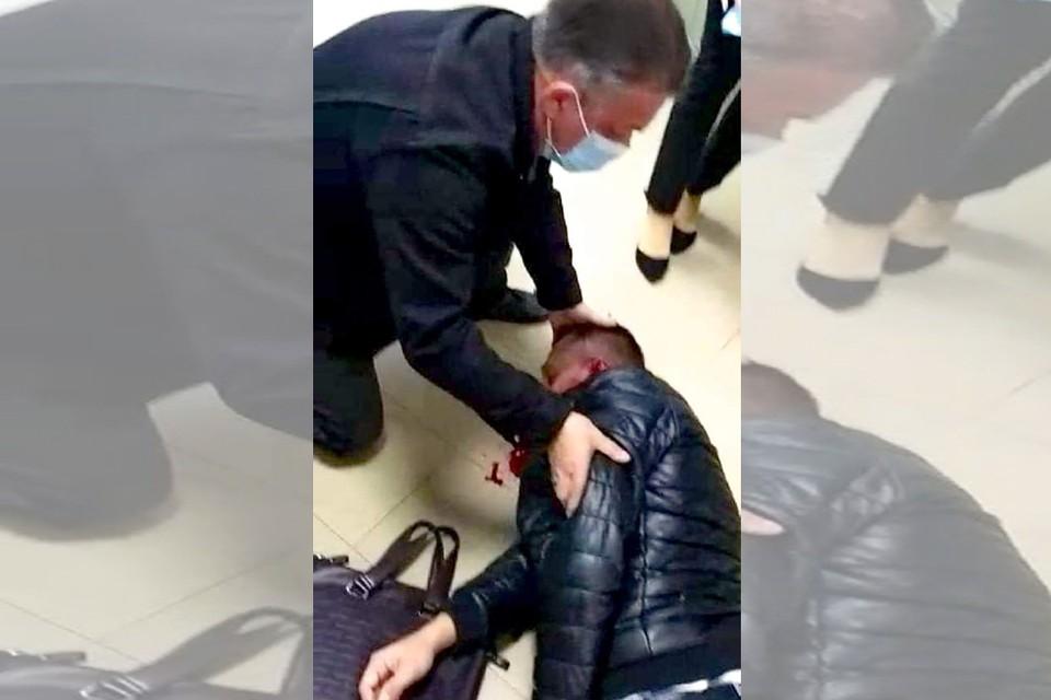 Врач анестезиолог-реаниматолог буквально спас избитого мужчину.