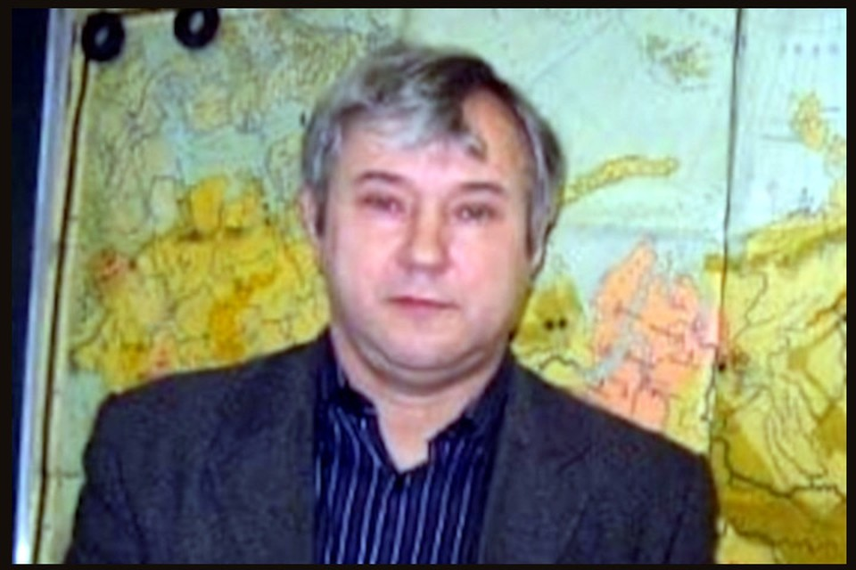 Геннадий Васильевич Жуков. Фото: сайт школы