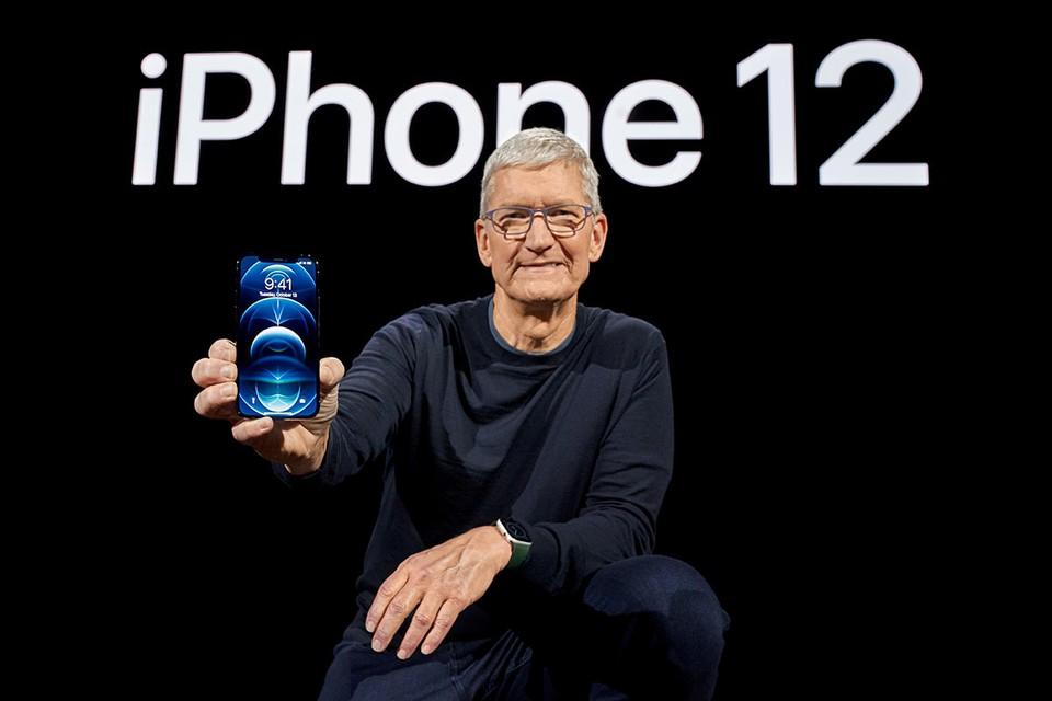 """В этом году пробил двенадцатый час продукции """"Эппл"""", что явствует уже из названия """"iPhone 12"""". Но что же будет в 2021 г.?"""