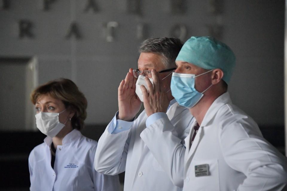 Число зараженных коронавирусом в мире превысило 43 миллиона человек.