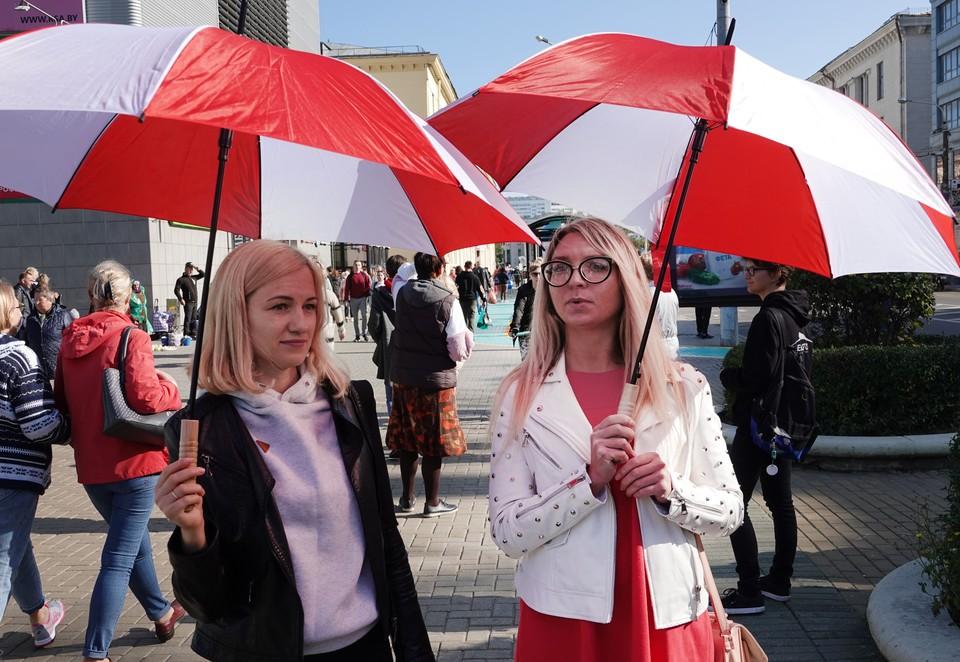 26 октября оппозиция объявила в Белоруссии общенациональную забастовку