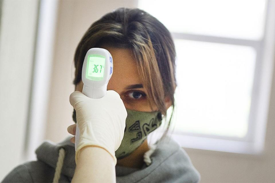 Повышенная температура считается одним из проявлений ОРВИ, в том числе и коронавирусной инфекции.