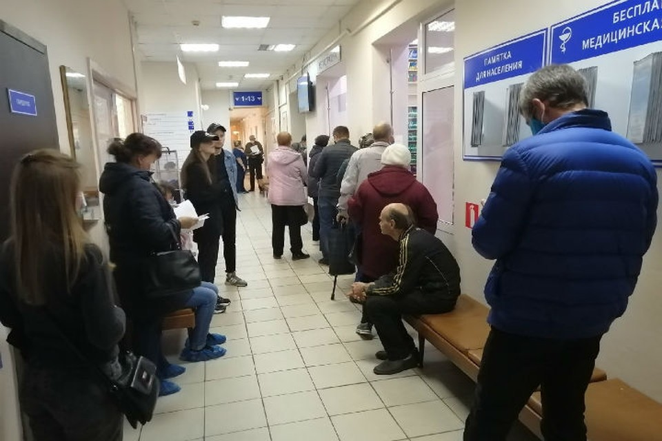 В ярославских поликлиниках ситуация не лучше