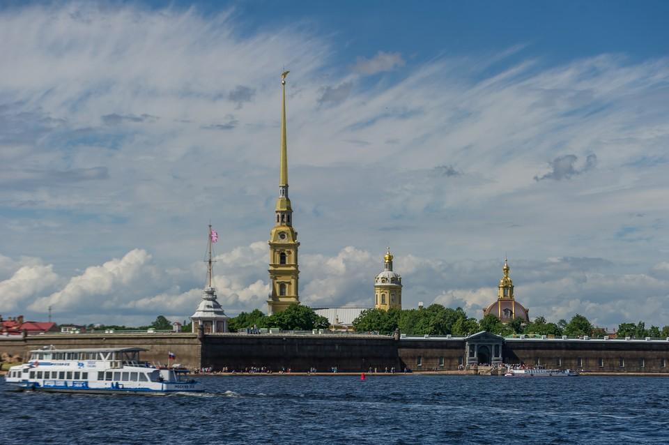 Петропавловская крепость - сердце и колыбель Петербурга