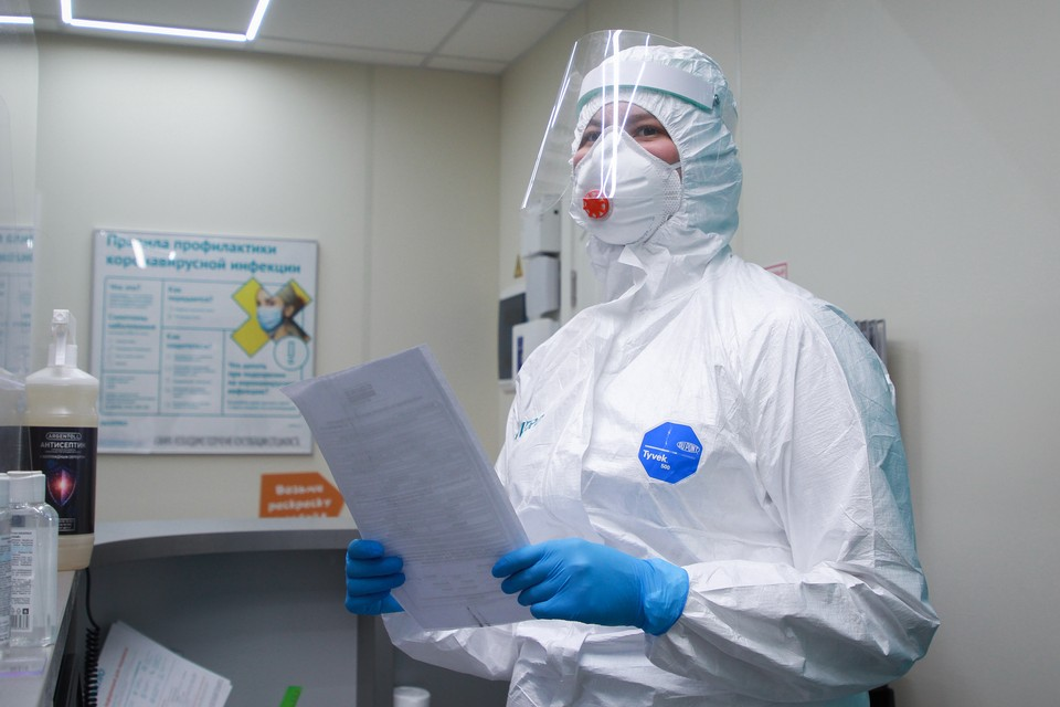 Роспотребнадзор спрогнозировал выход России на плато по коронавирусу