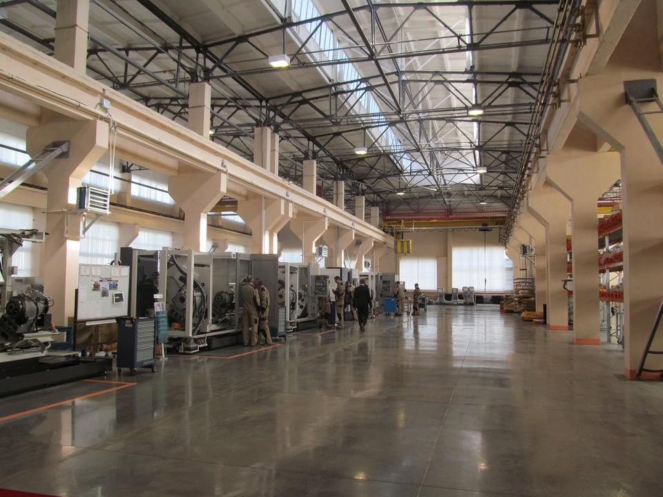 Владимирская область стала лидером по промышленному производству среди соседних регионов