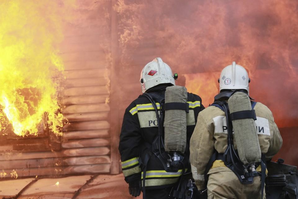 Смертельный пожар произошел утром 27 октября.