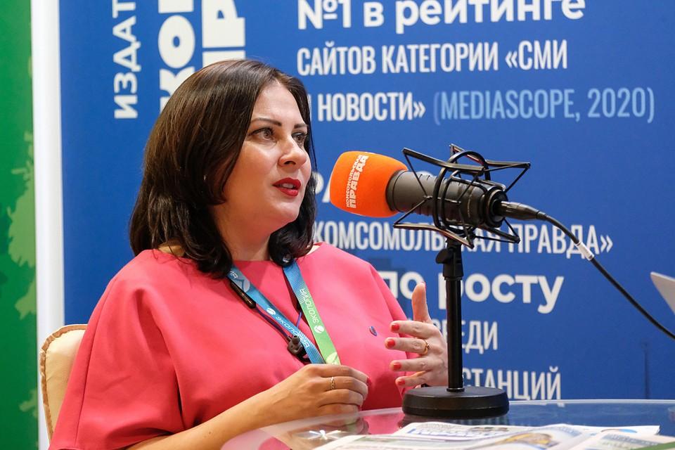 Алина Рыбина, замгендиректора по корпоративным коммуникациям группы компаний «Титан», член экспертного совета Российского экологического движения