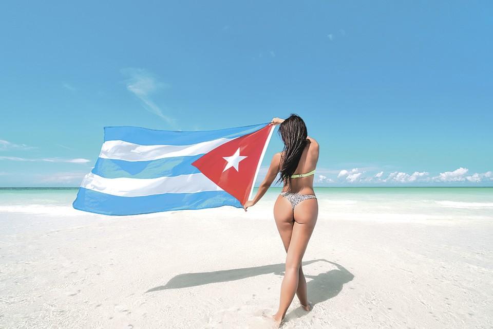 - Ну что, друзья, снова споем «Куба - любовь моя»?