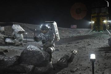 NASA про воду на Луне: она откуда-то берется и что-то её там удерживает