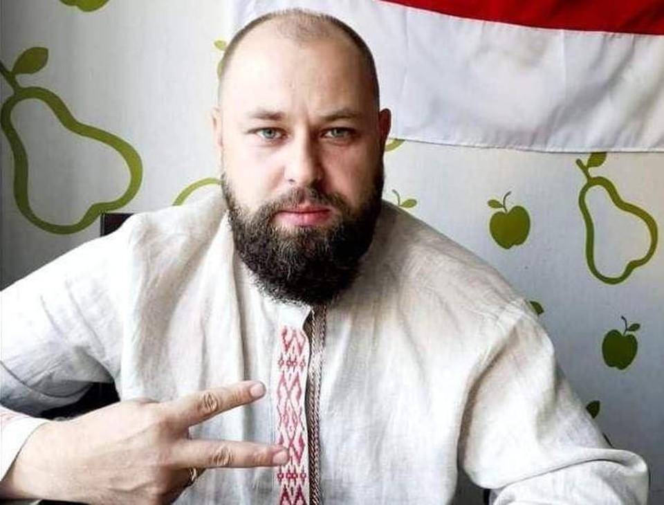 Игорь Смирнов.