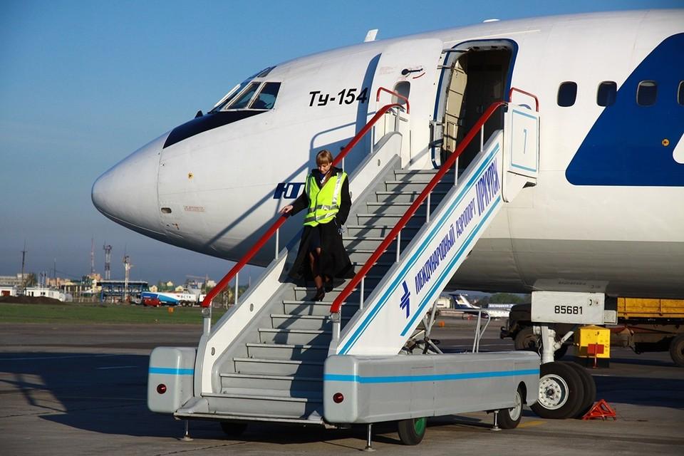 Когда-то Ту-154 был самым популярным самолетом, теперь его время прошло. Фото: Юлия Пыхалова